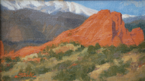 Garden of the Gods View, Dan Schultz