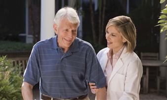 Patient with Nurse Practitioner